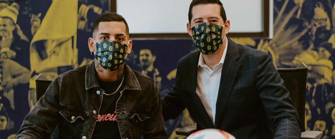 Who is Nashville SC's newest signing?