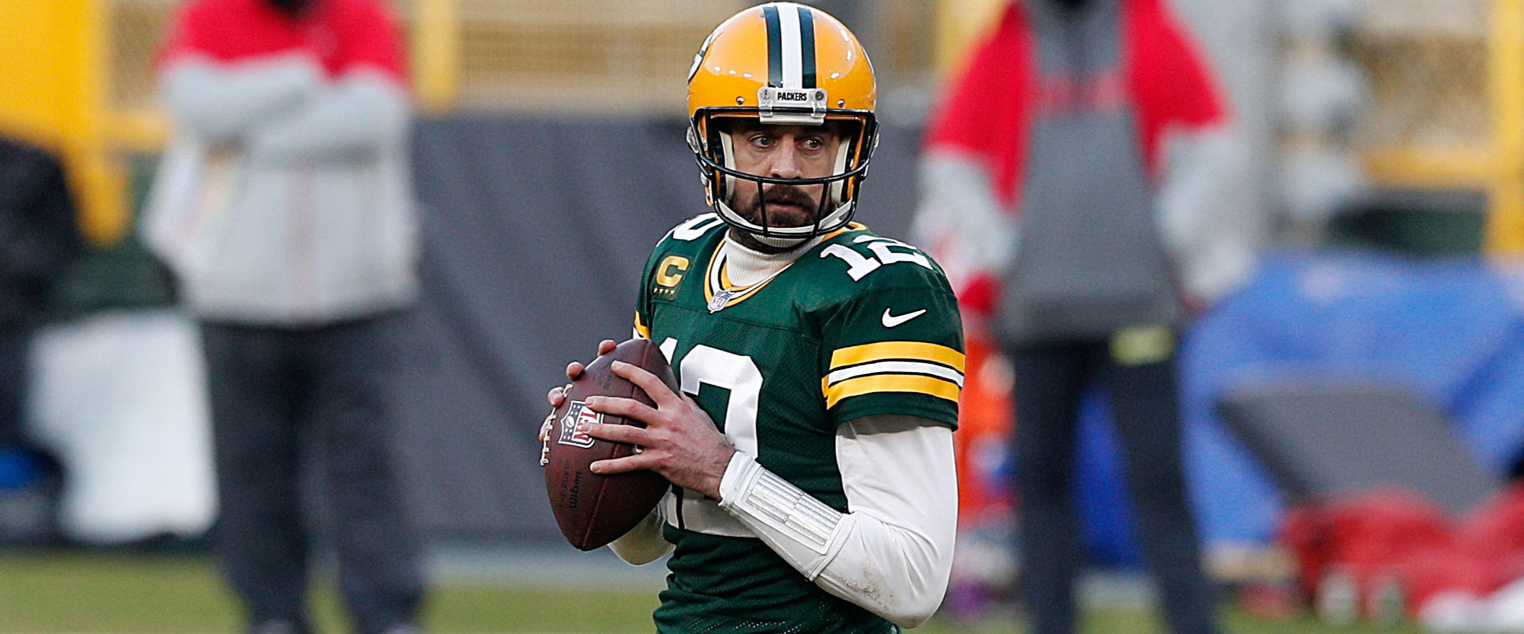 Aaron Rodgers wins NFL MVP for the 3rd time
