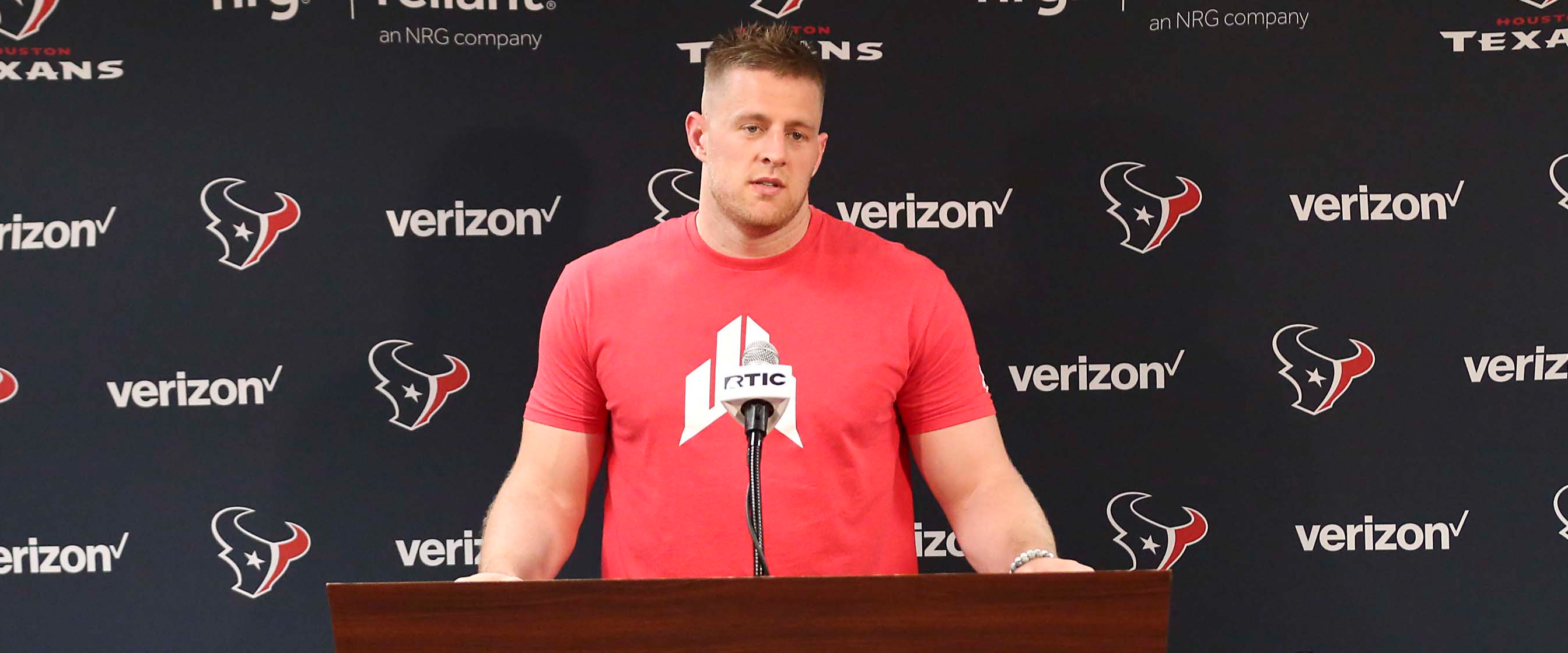 It's time for the Titans to go all in on J.J. Watt