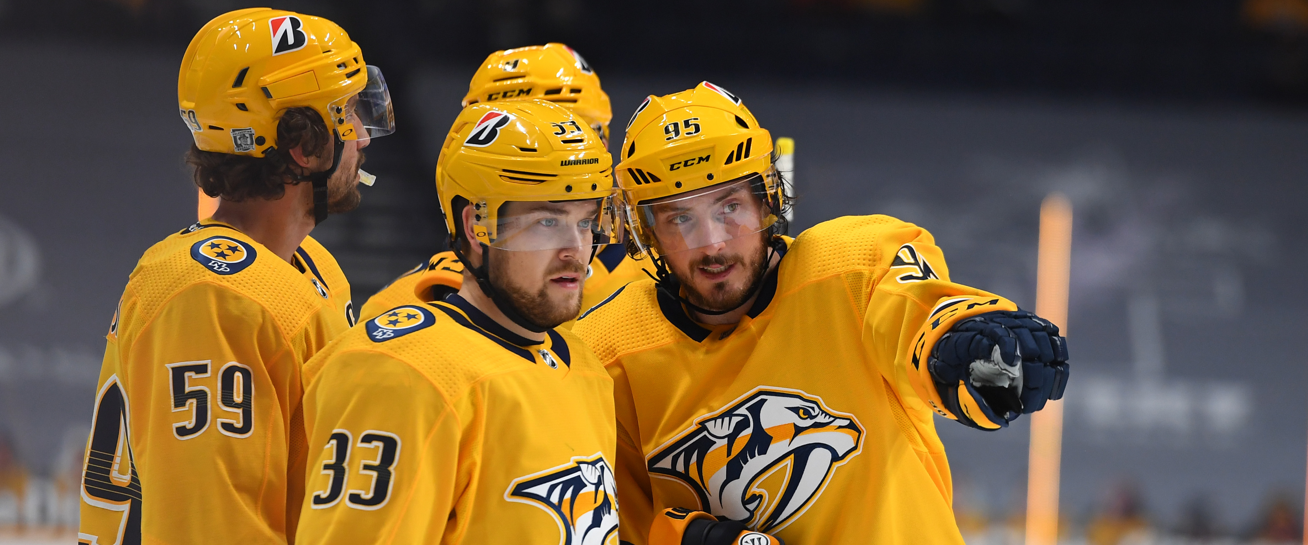 Predators: It is time to start talking rebuild
