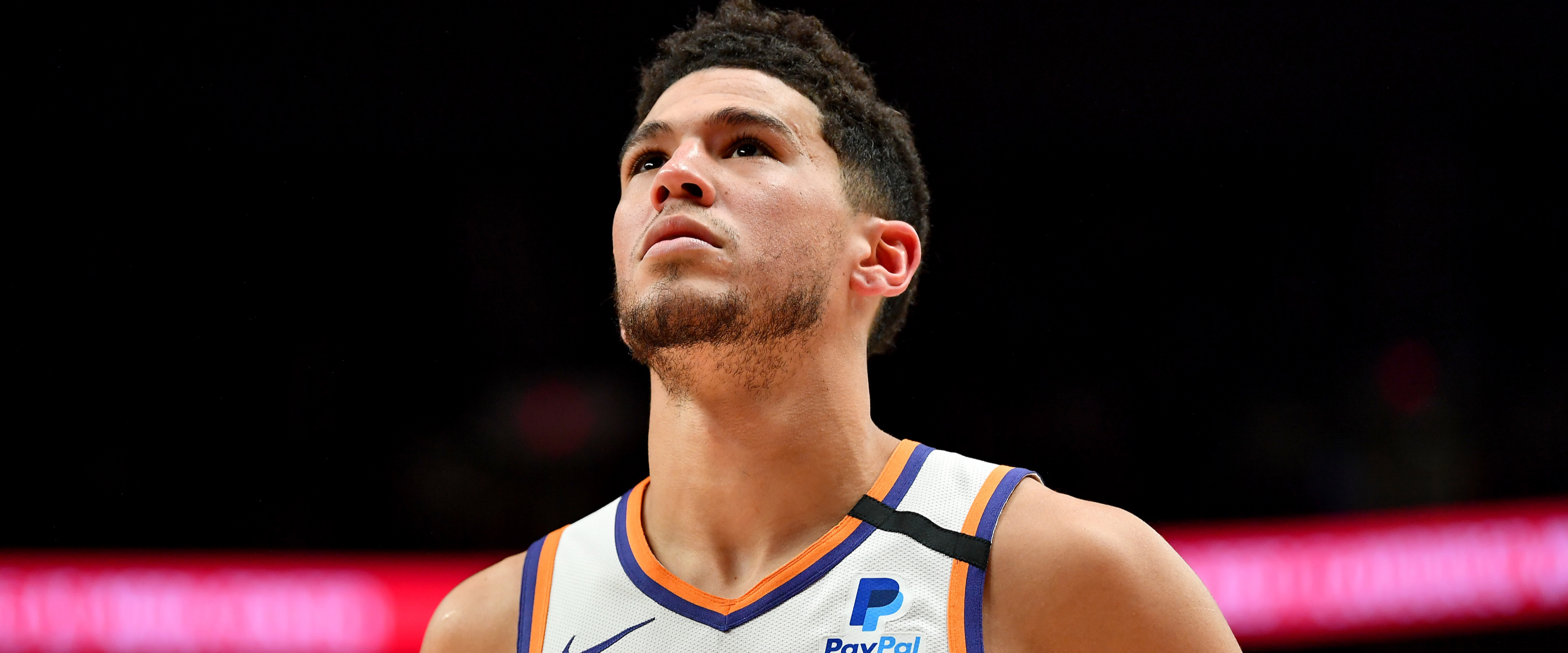 NBA World Reacts To Devin Booker Being Snubbed