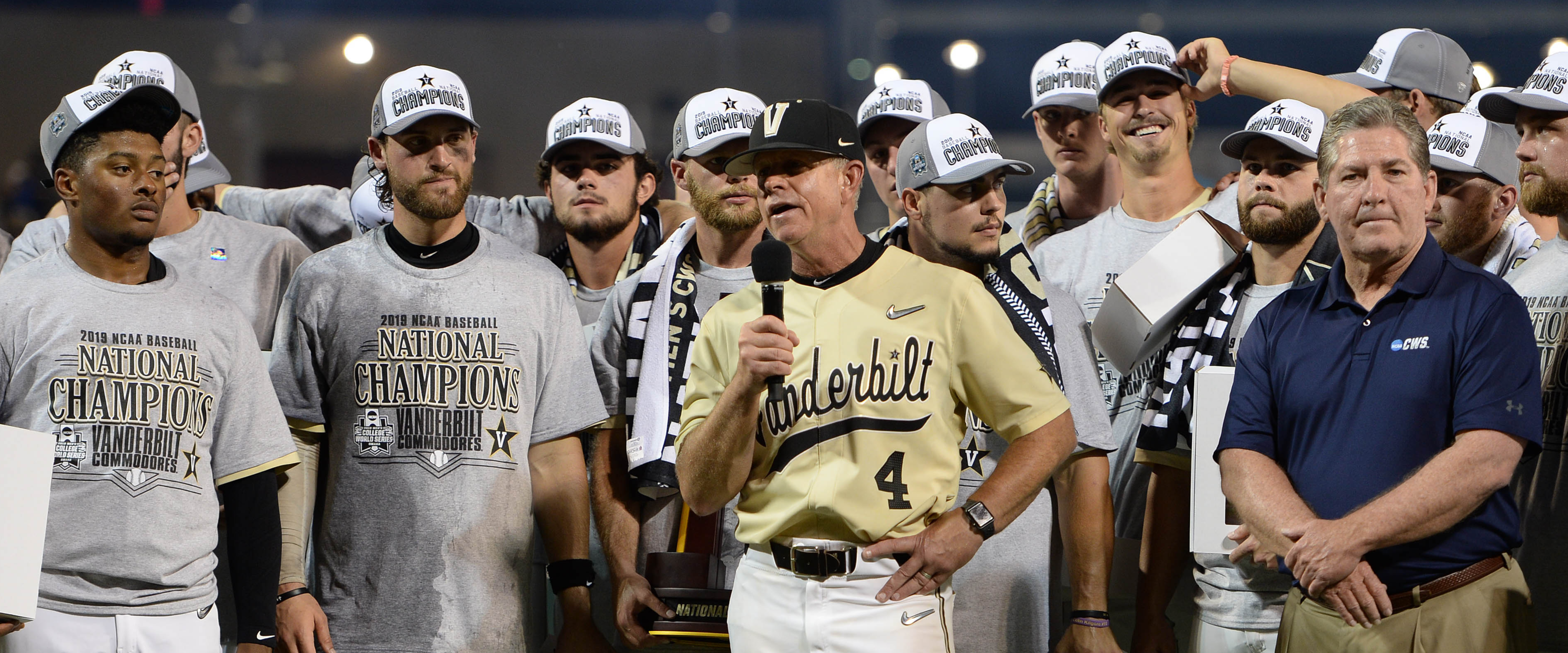 Tim Corbin is the Nick Saban of college baseball