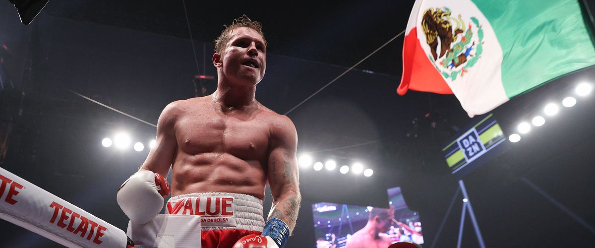 Canelo Marches On