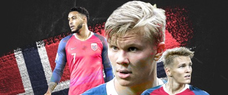 Why Norway's national team could be the Belgium of the 2020s
