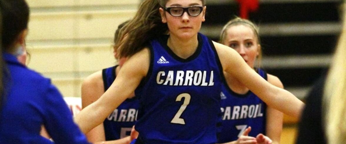 Q & A With Carroll Freshman Alli Harness