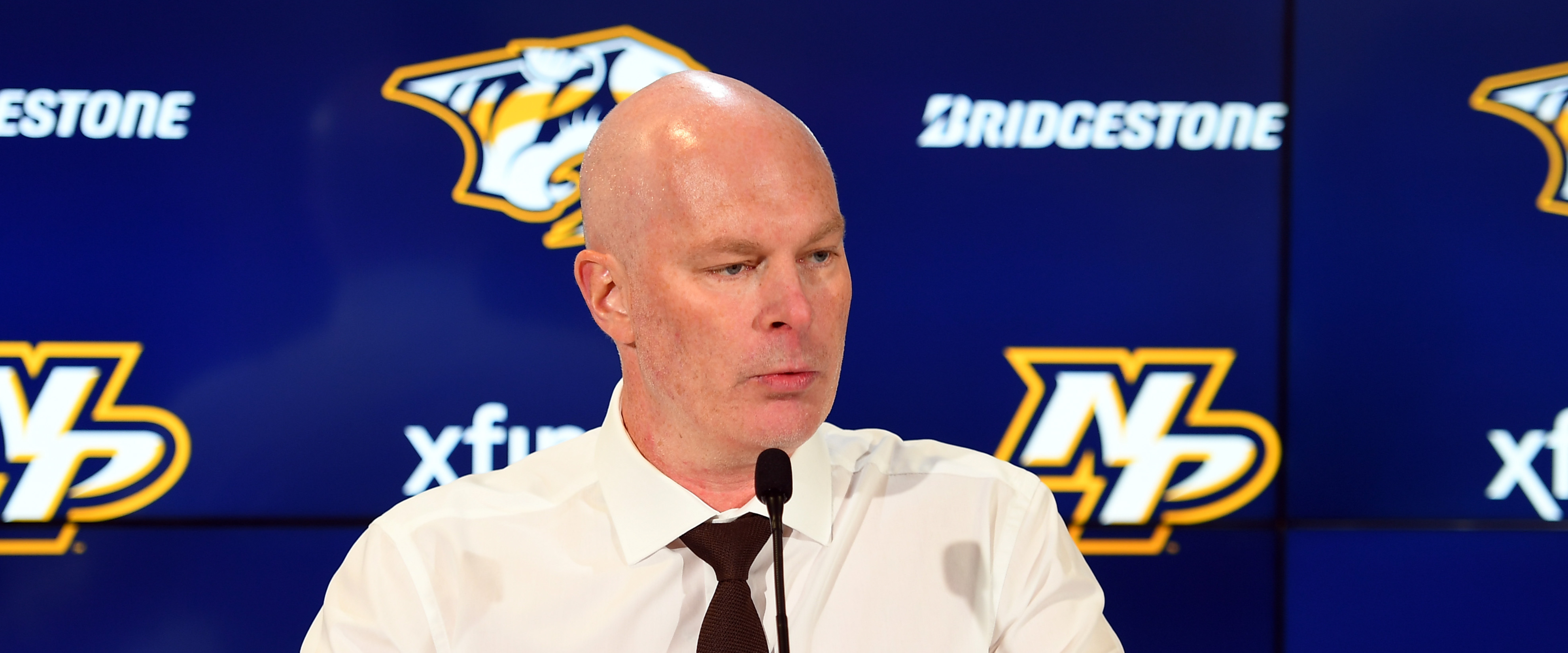 Predators: Yeah, it is time to fire John Hynes