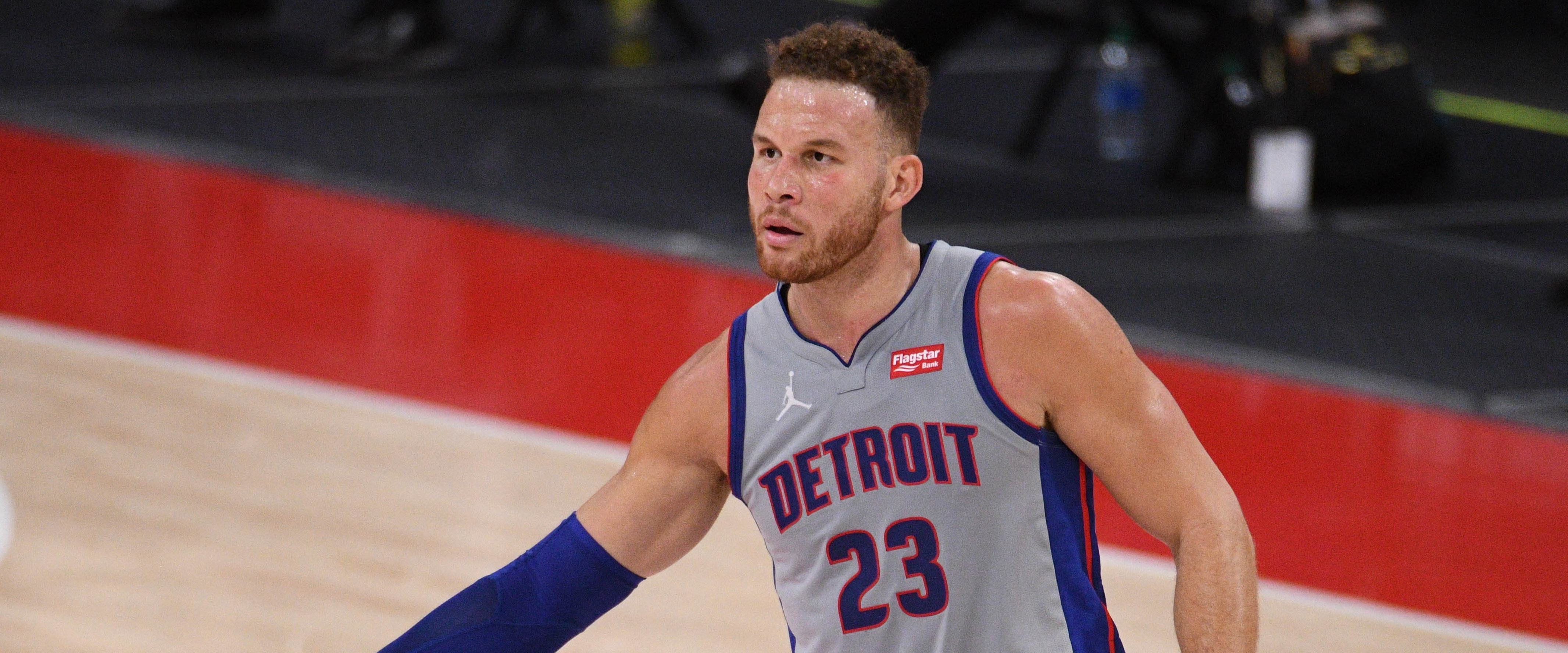 Blake Griffin to the Nets makes plenty of sense