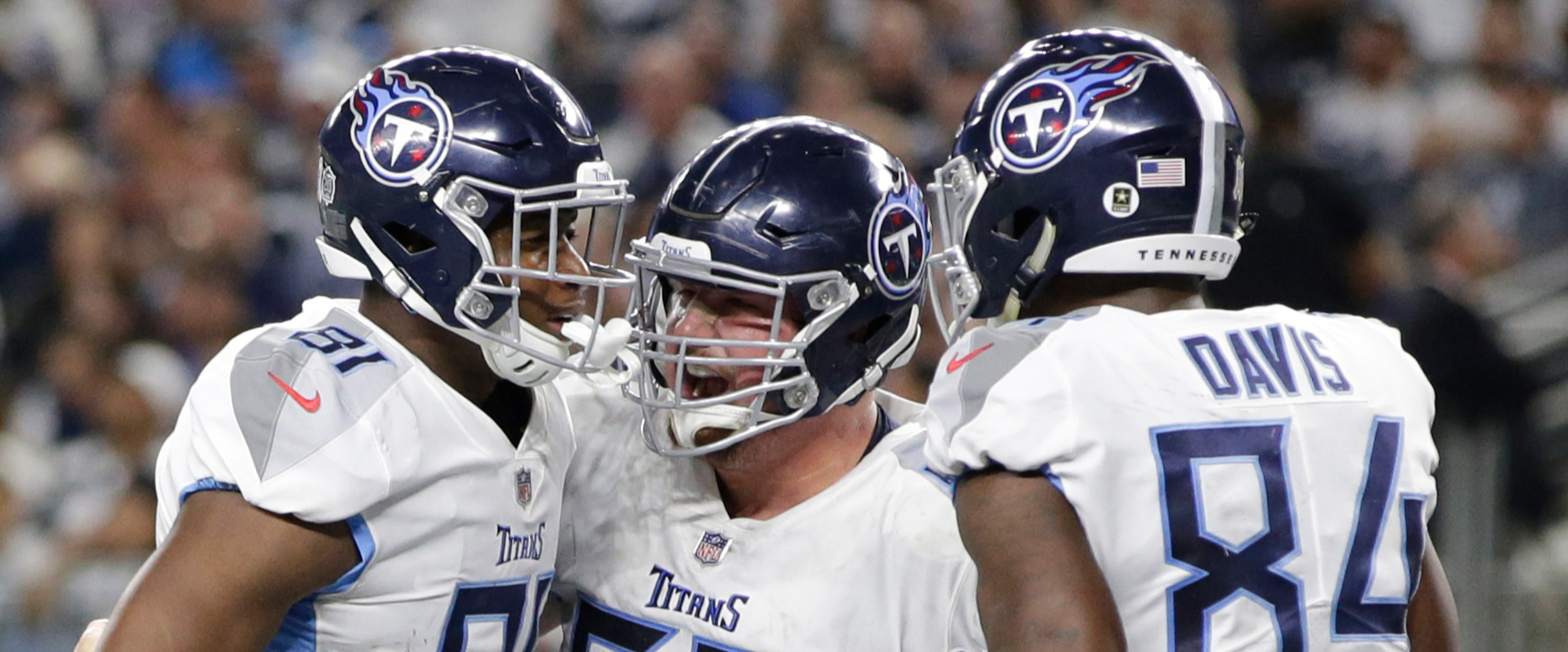Who will the Titans choose to franchise tag?