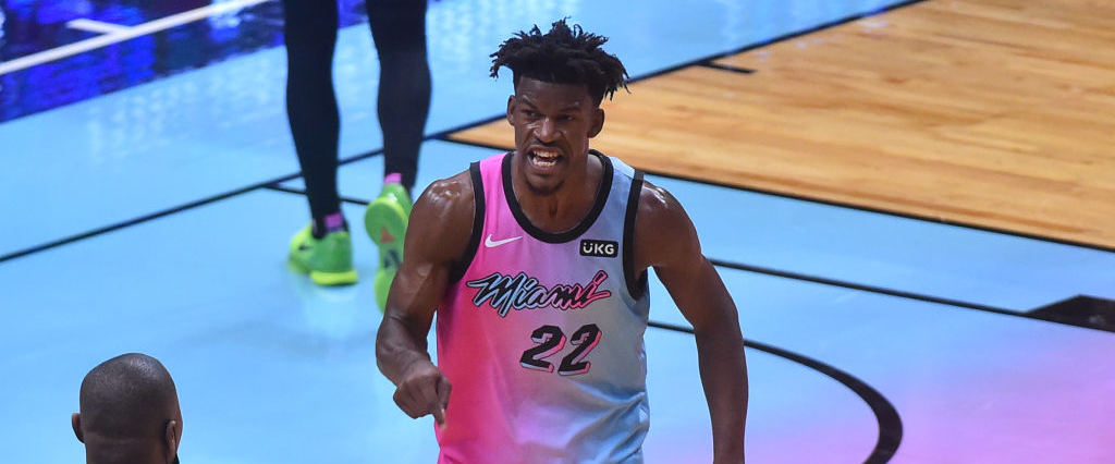 Jimmy Butler Slithers Into MVP Race