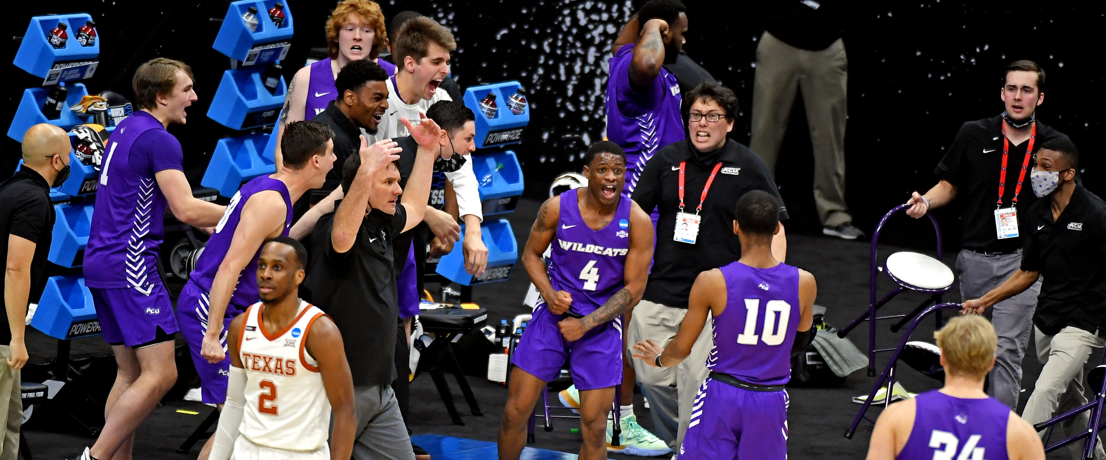 NCAA Tournament: Ranking the best upsets from the first round