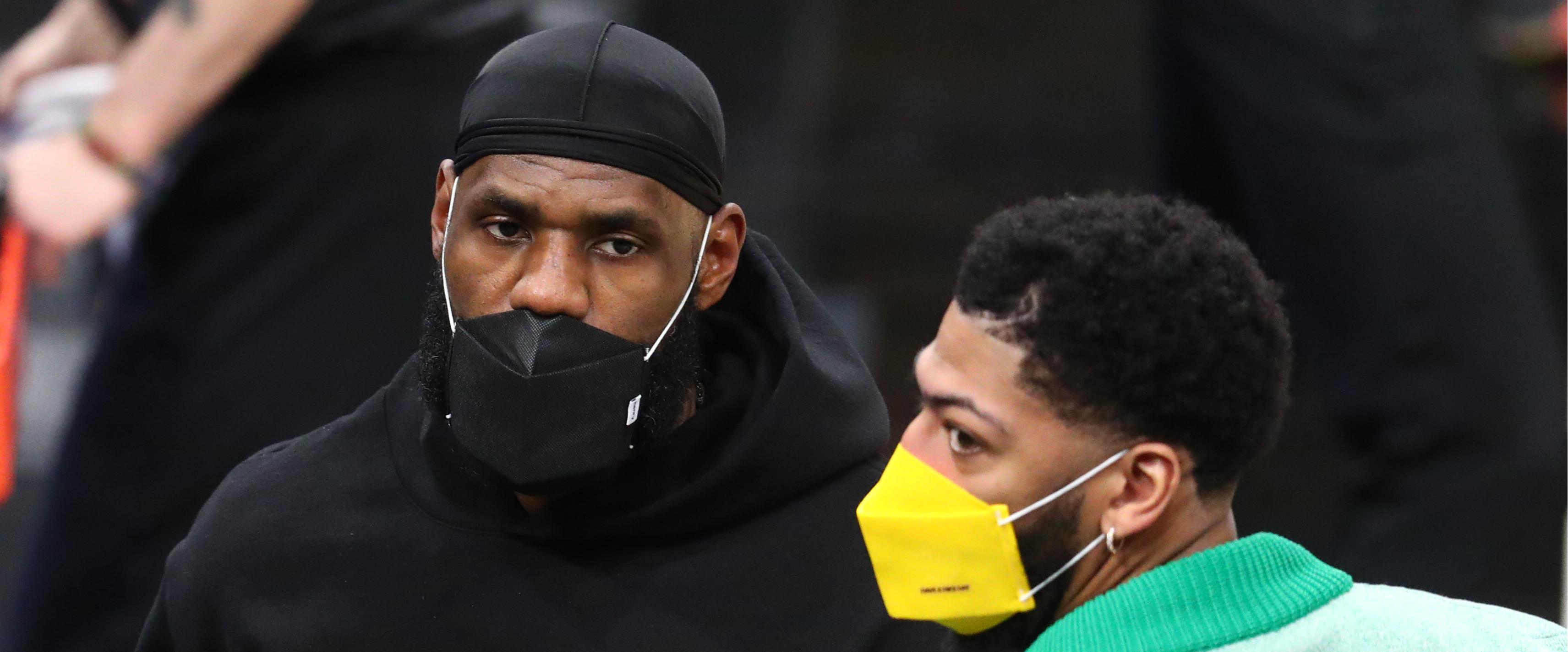 Can the Lakers stay afloat without LeBron and AD?