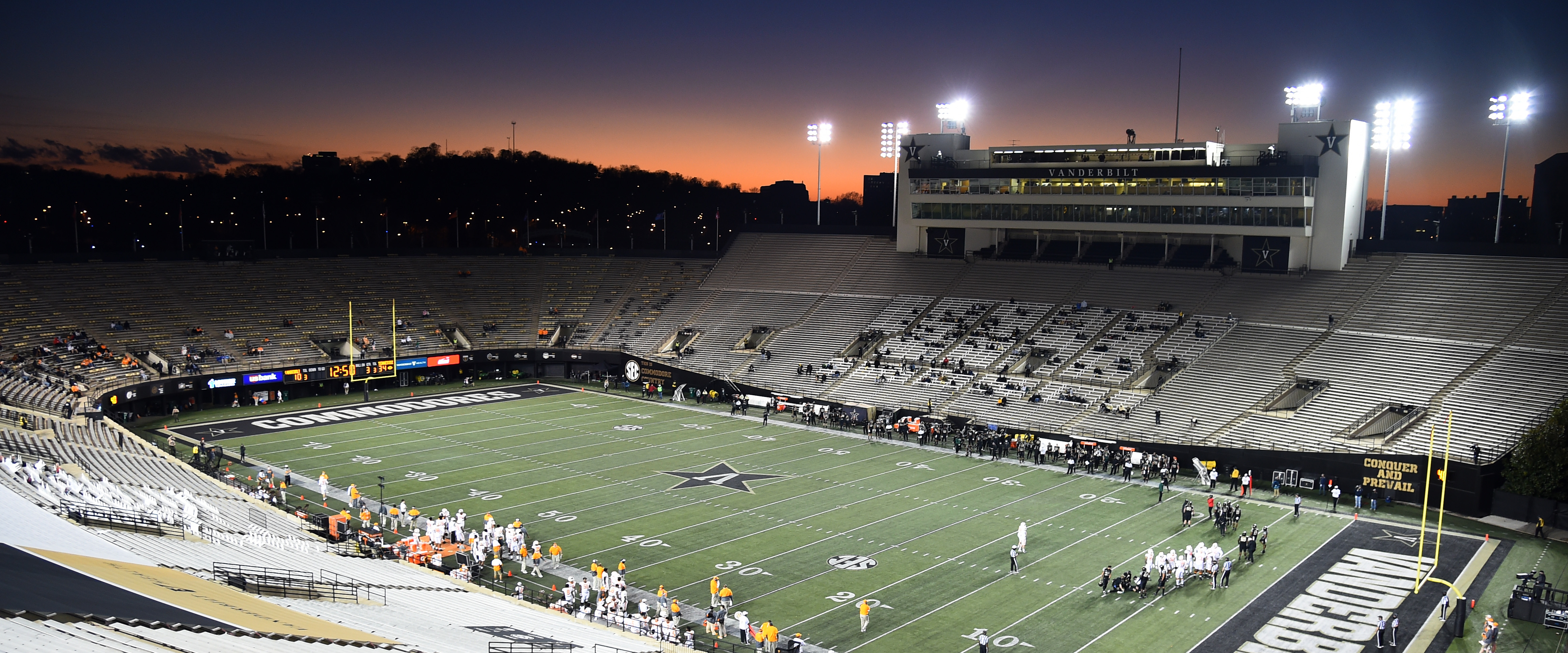 Vanderbilt is finally ready to invest in its athletics