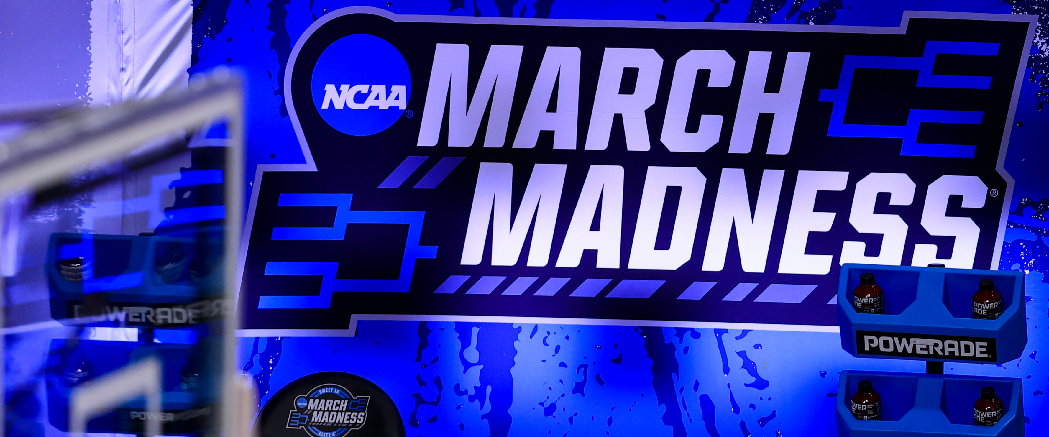 Rob Riggle and Lil Rel Deliver Trash Talk During Cinderella-Filled March Madness