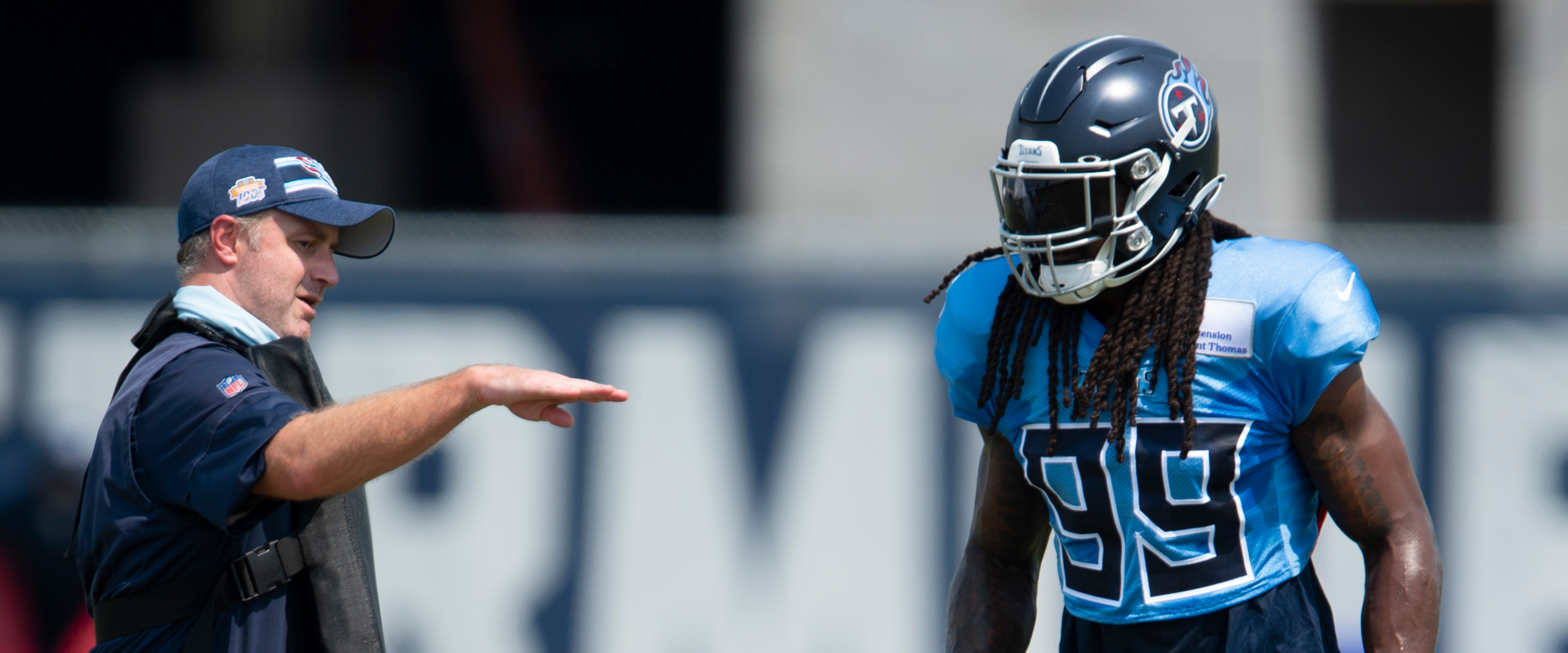 Former Titan Jadeveon Clowney signs with the Browns