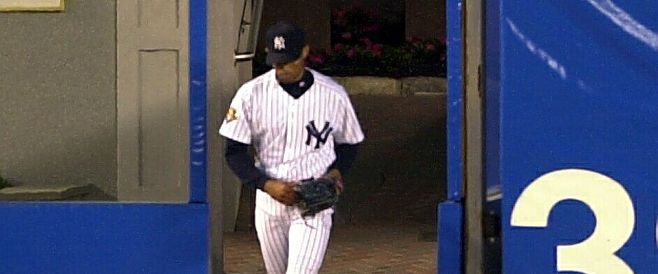 Baseball Beauty in Ten - Exit, Sandman