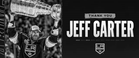 Kings extend Alex Iafallo and say goodbye to Jeff Carter