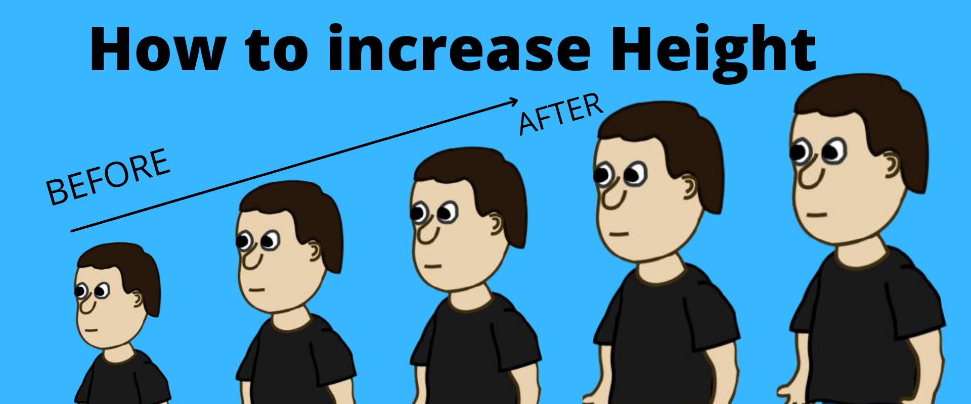 How to increase height in 1 week guaranteed