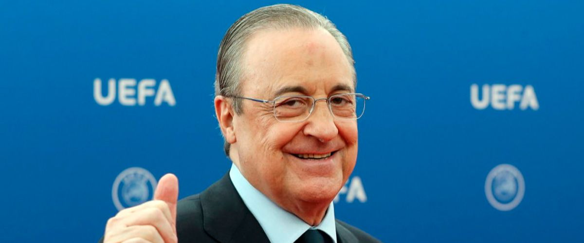 European Super League: What we learned from Florentino Perez on Monday