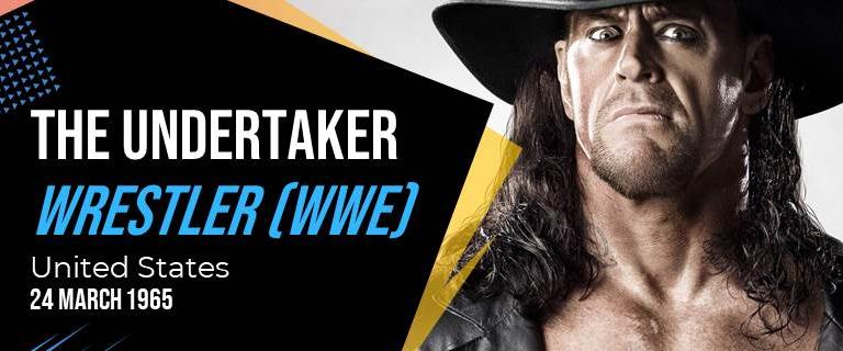 The Undertaker: WWE Wrestler Profile, Biography, Career Info, Achievements
