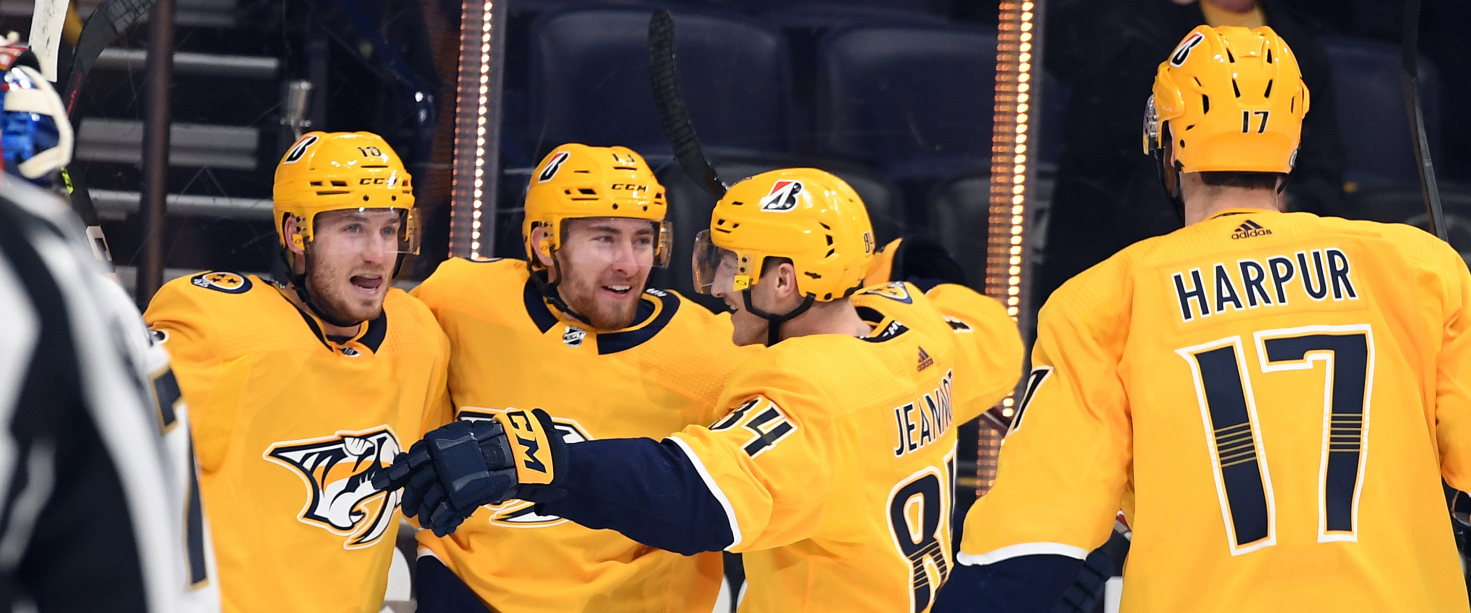 Predators remain hot; hold on to fourth in the Central