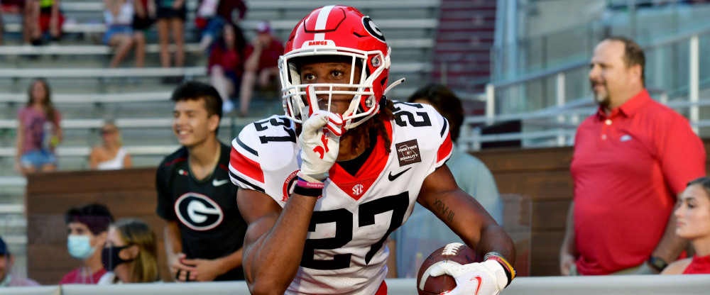 New Packers CB Eric Stokes Scouting Report