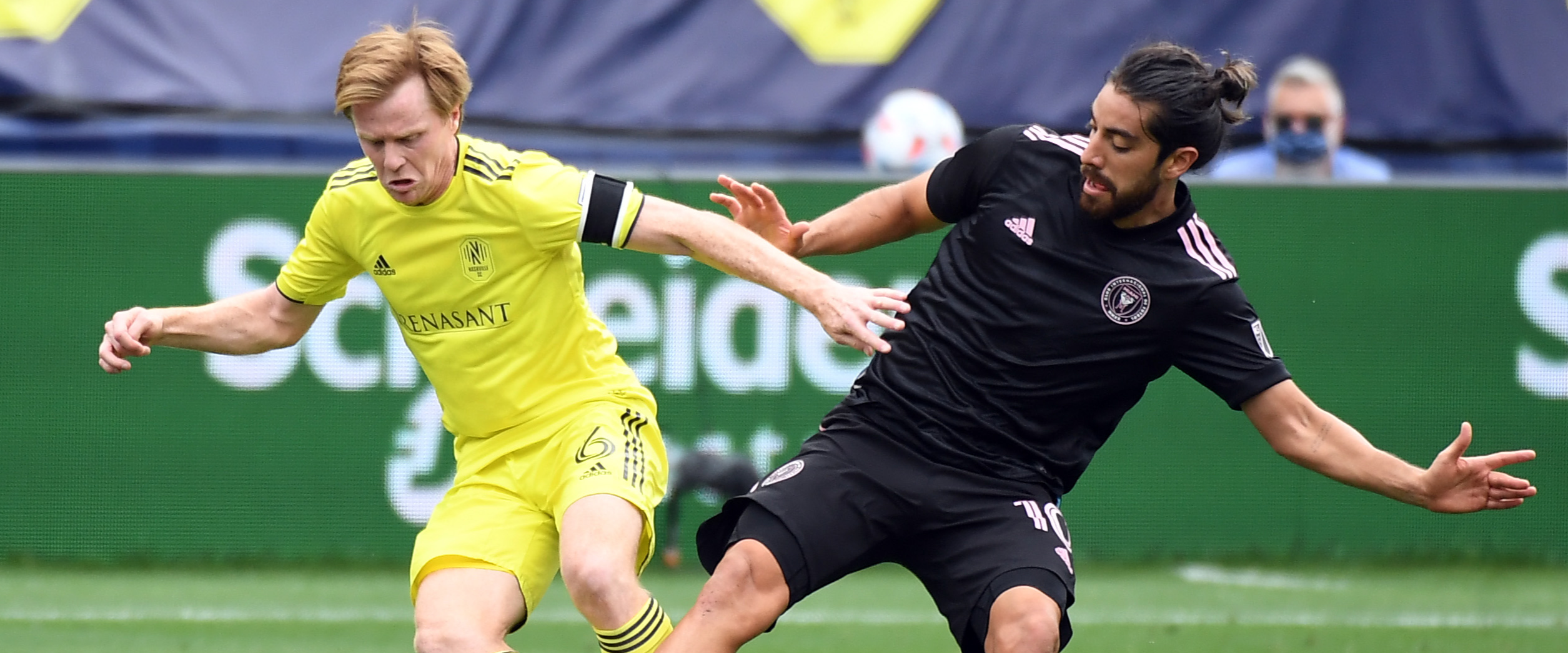 Nashville SC: Captain Dax McCarty lambasts team after another draw