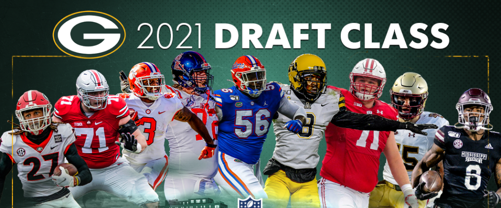 Grading & Revising the Packers 2021 Draft