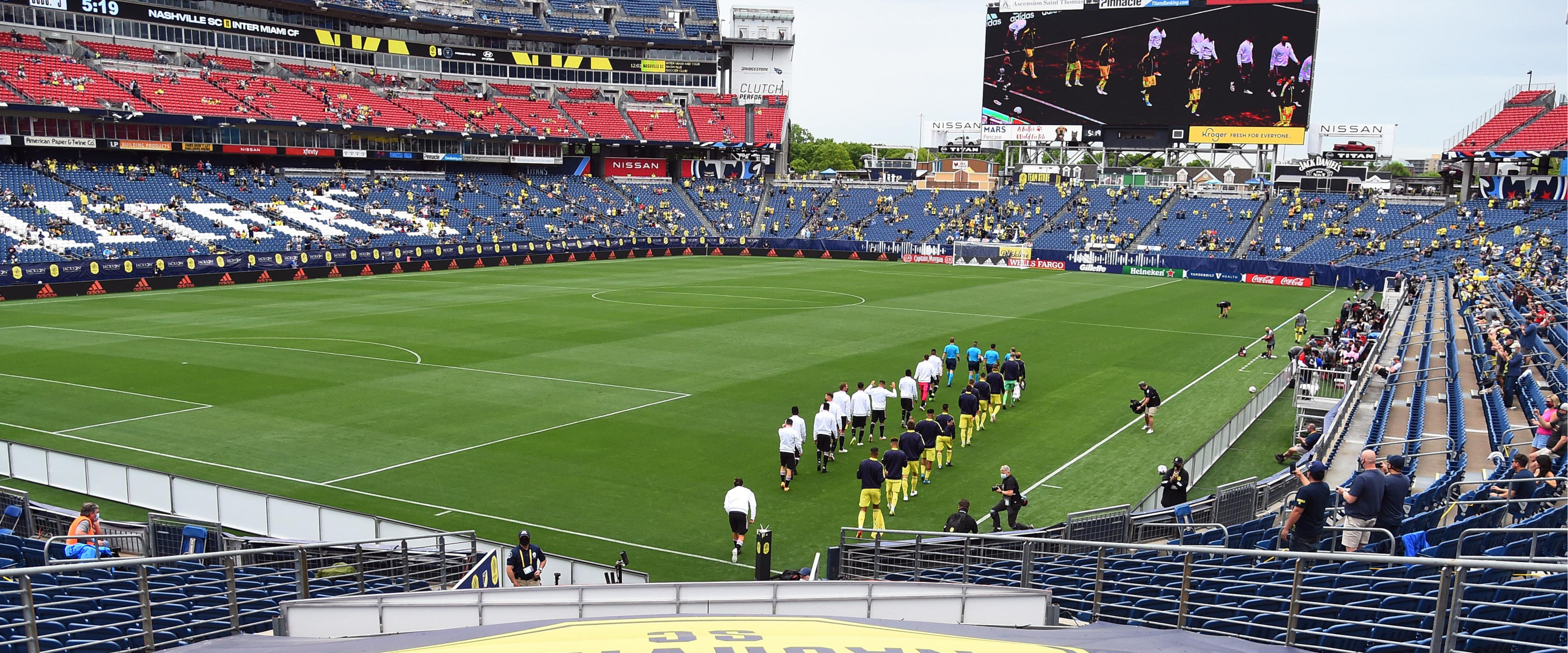 Nashville SC is entering must-win territory this weekend