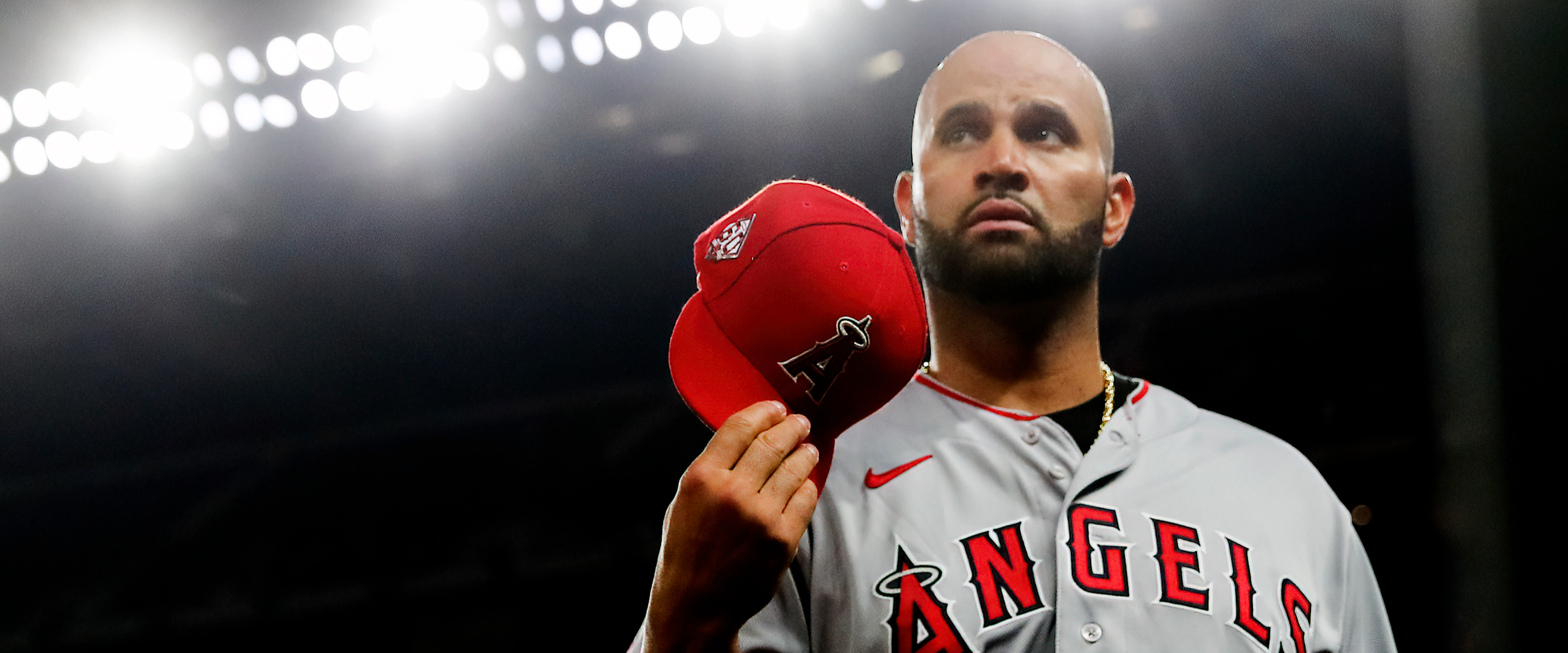 Will anyone take a chance on Albert Pujols?