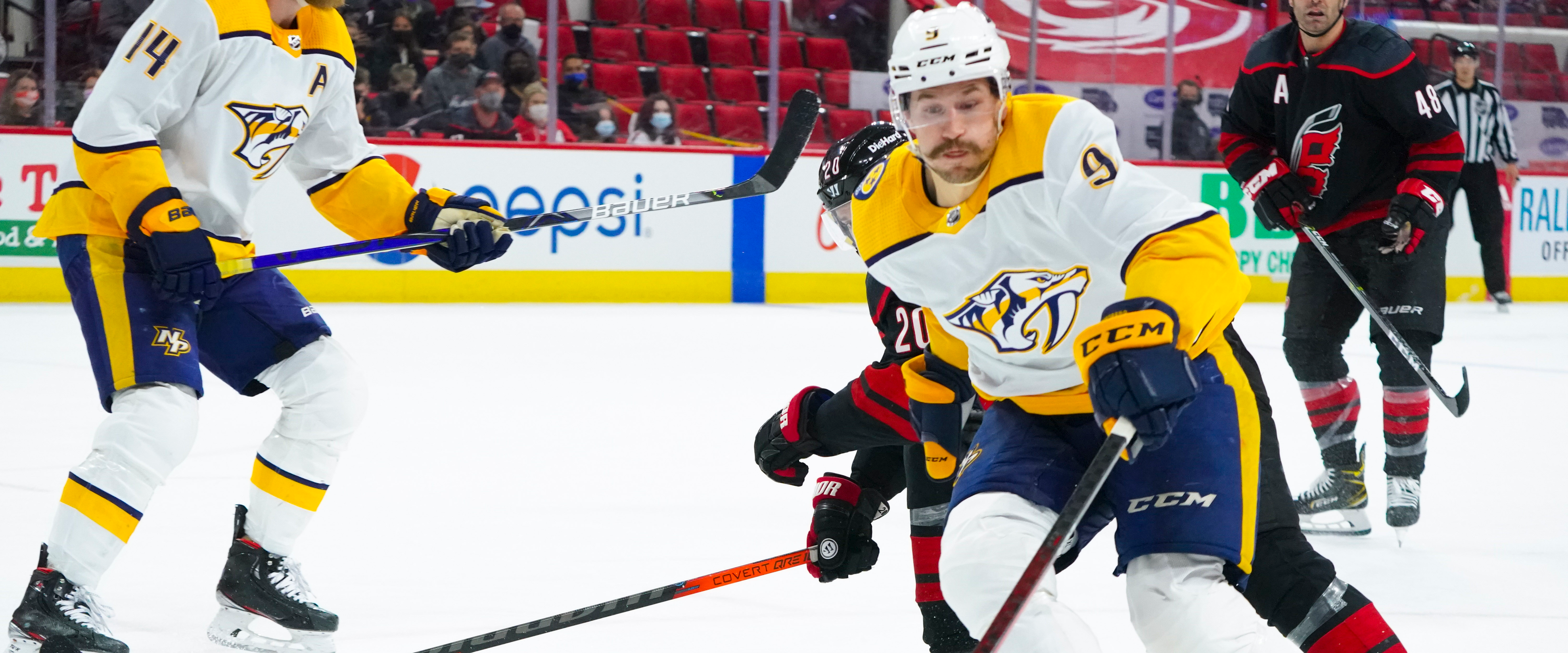 Predators: Will lineup changes make a difference in Game 2?