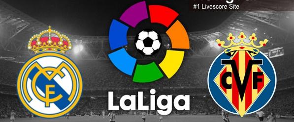 Real Madrid VS Villarreal, crucial game for Madrid