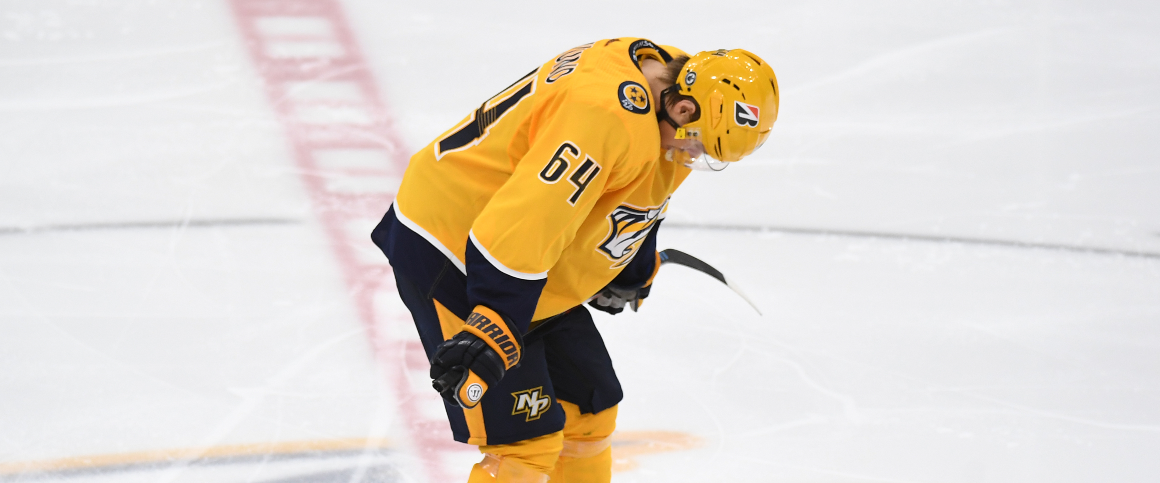 Fourth consecutive overtime sees Predators exit the playoffs