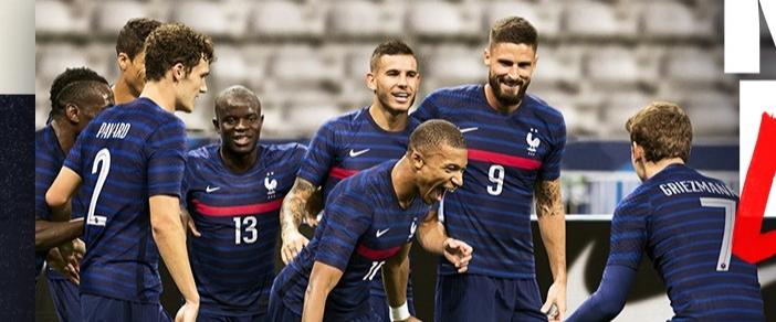 The 3 favorites to win Euro 2020