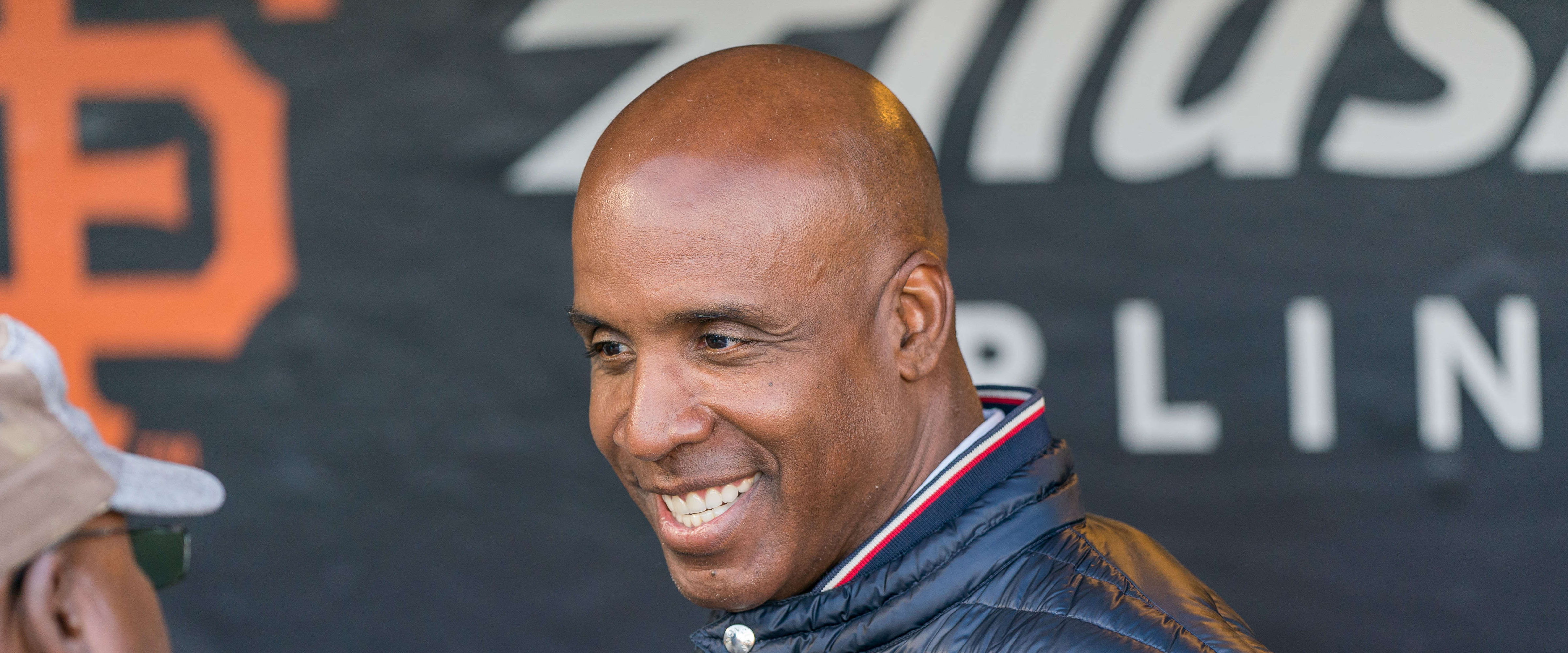 Barry Bonds has a dog in the Westminster Kennel Club Dog Show?