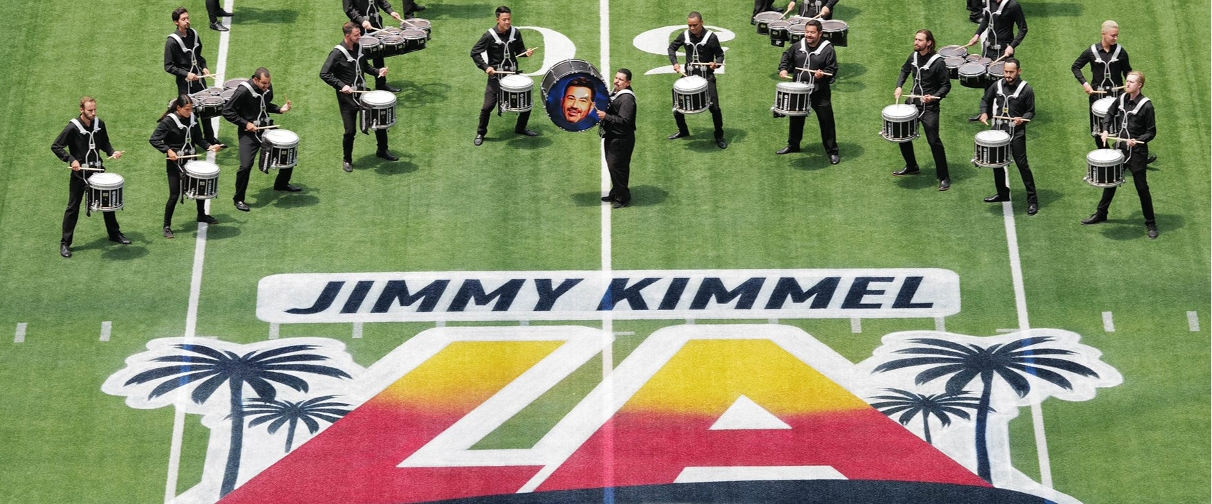 Jimmy Kimmel has his own bowl game now?