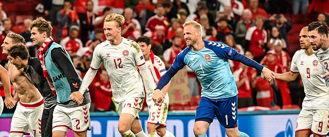 Euro 2020: Remarkable Denmark qualify for the knockout stage!
