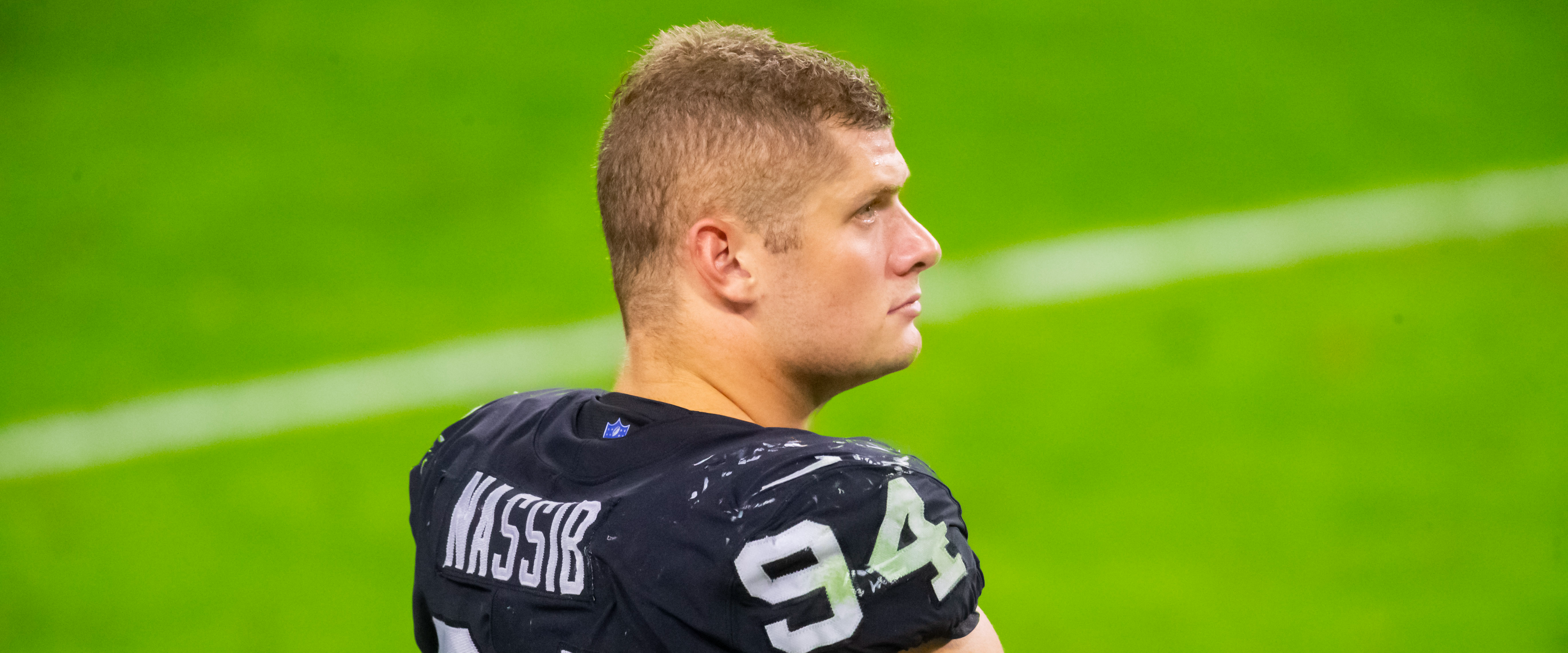 Carl Nassib becomes the first openly gay player in the NFL