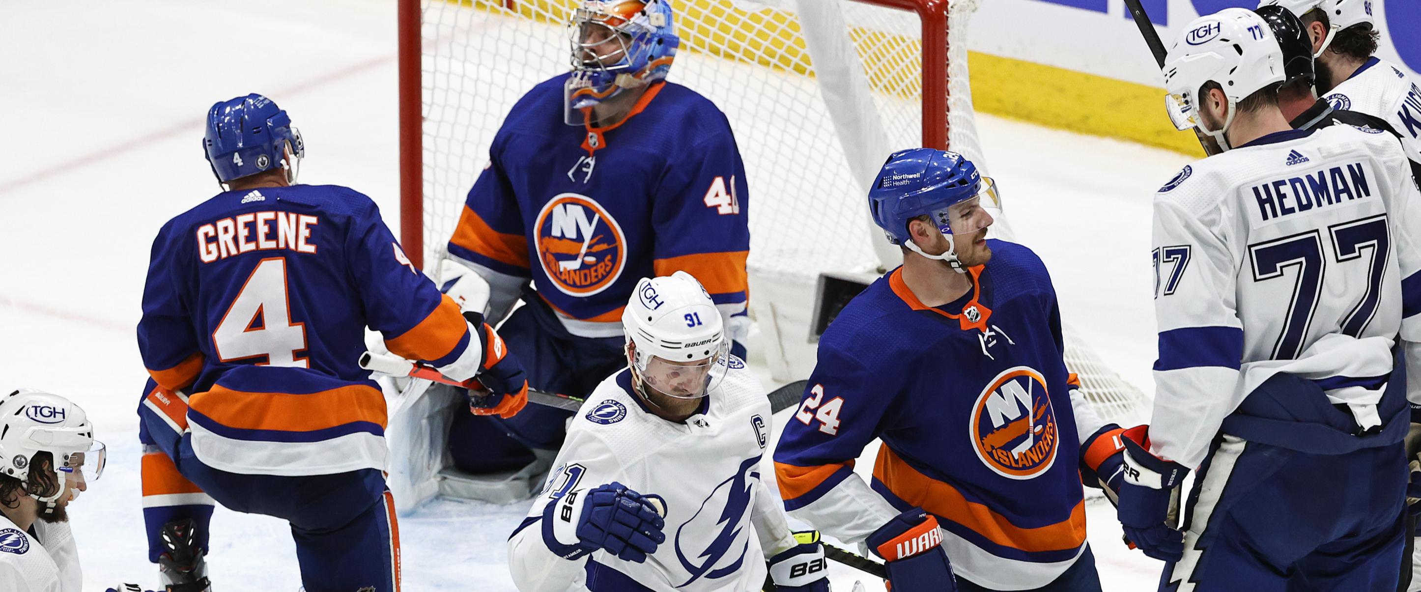 NY Islanders Head to Game 7