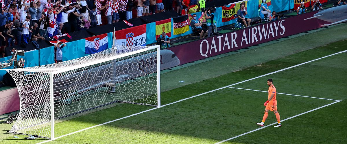 Spain 5 - Croatia 3: This has to be the game of the tournament!