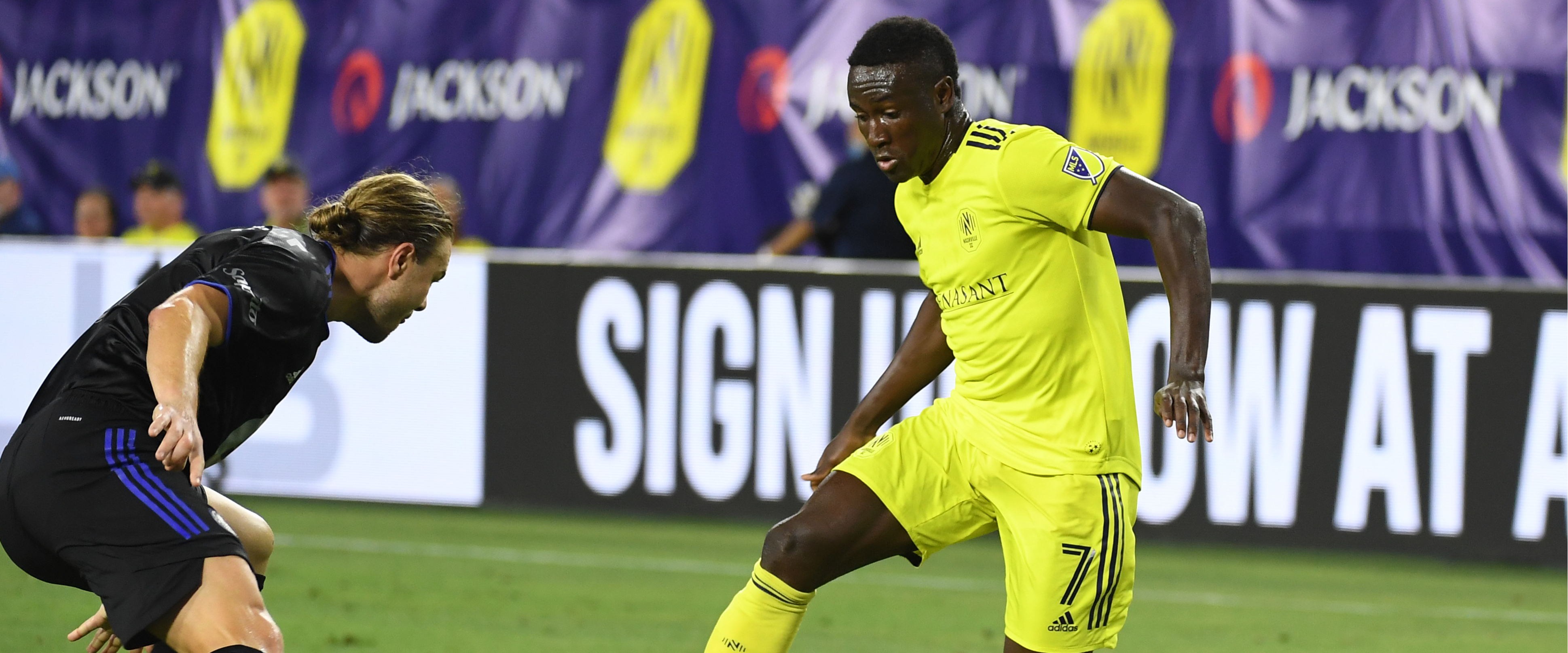 Nashville SC: I didn't realize how much I missed Abu Danladi until now