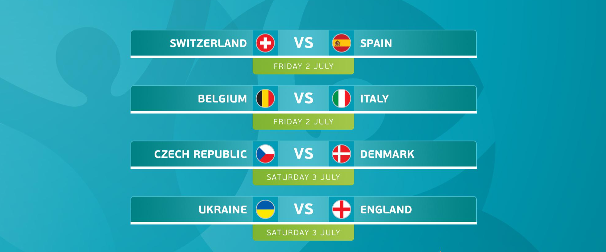 The Last Eight of the Euros - Who Will Prevail This Weekend?