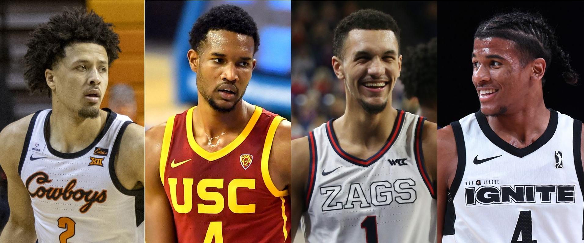 Fuller's 2021 NBA Draft Big Board 1.0