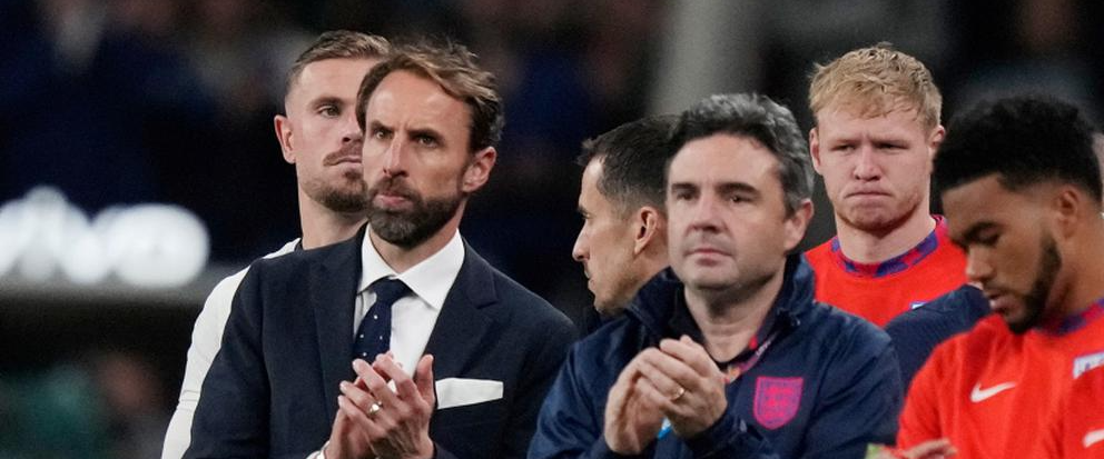 Gareth Southgate lost England the Euro 2020 title!