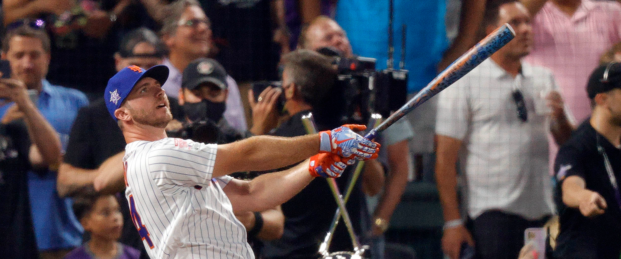 Pete Alonso Goes Back-to-Back in Home Run Derby