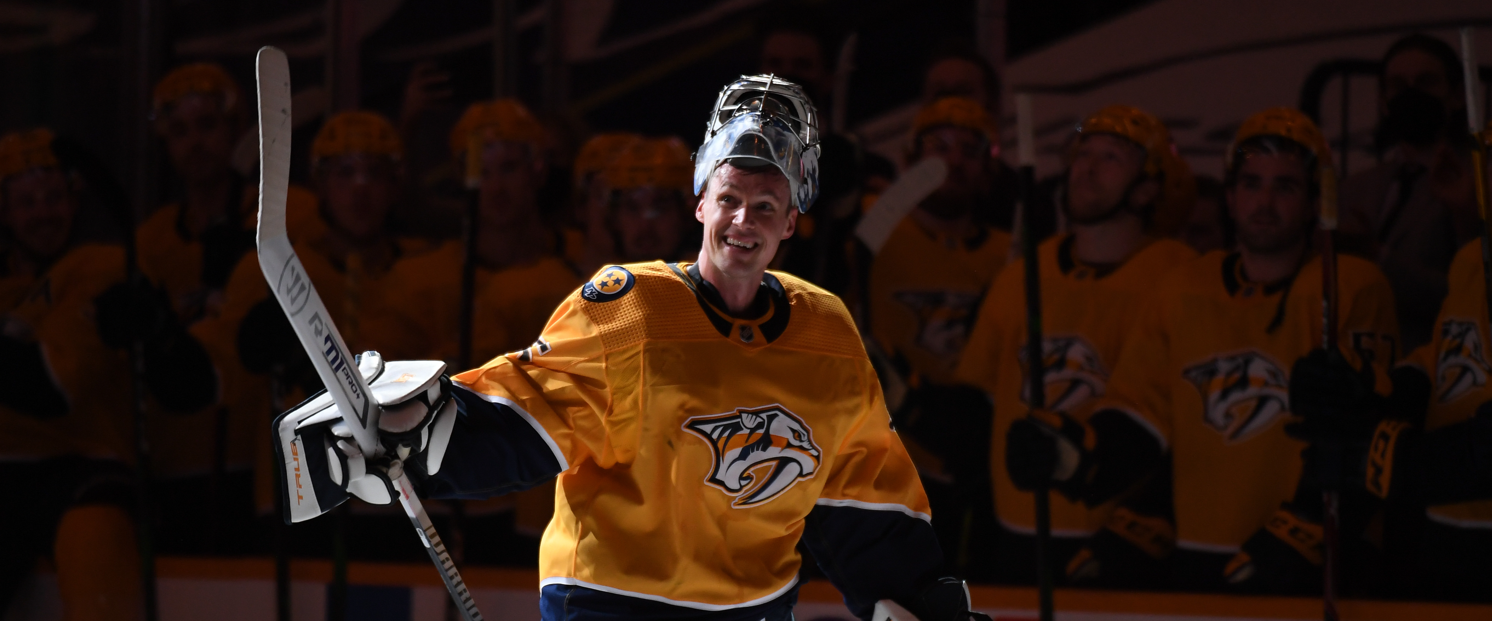 The end of an era - Pekka Rinne retires after 15 seasons in Nashville