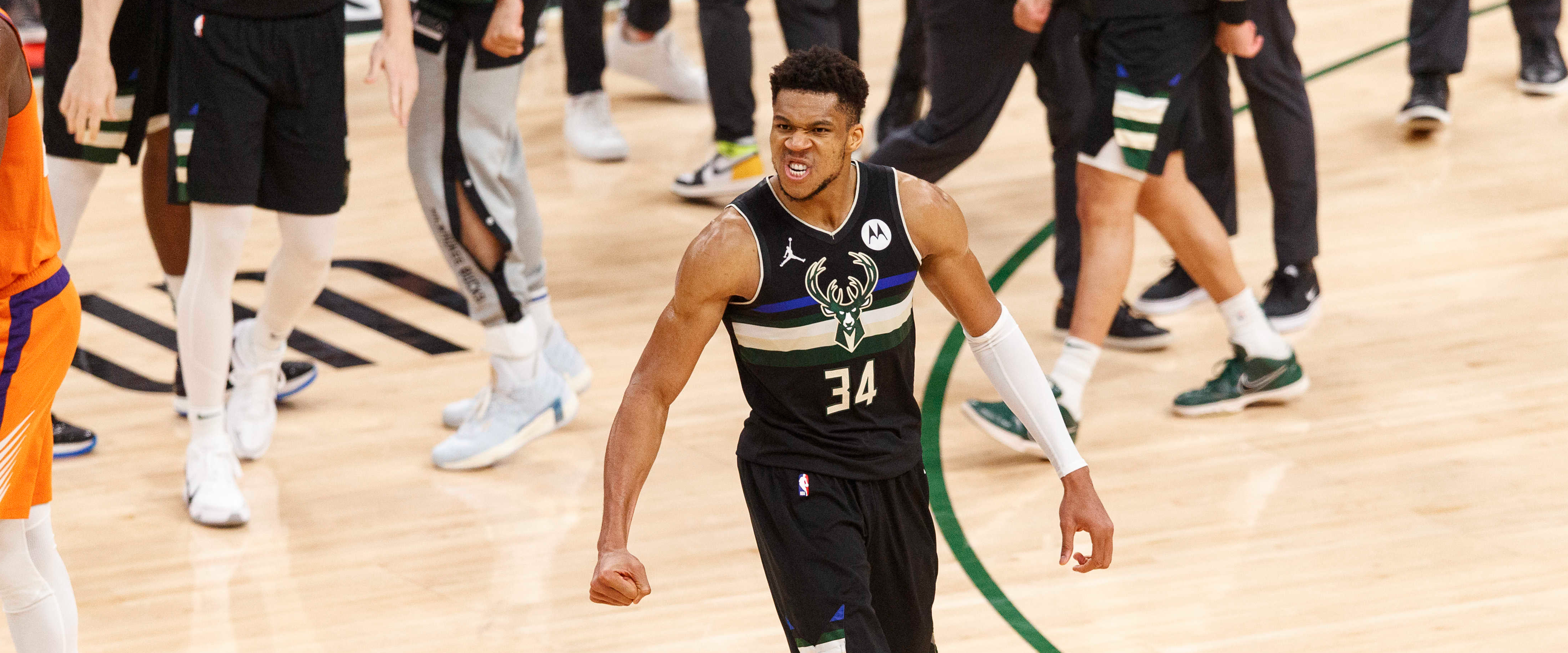 NBA Final: Giannis drops 50 as the Bucks end a 50-year title drought