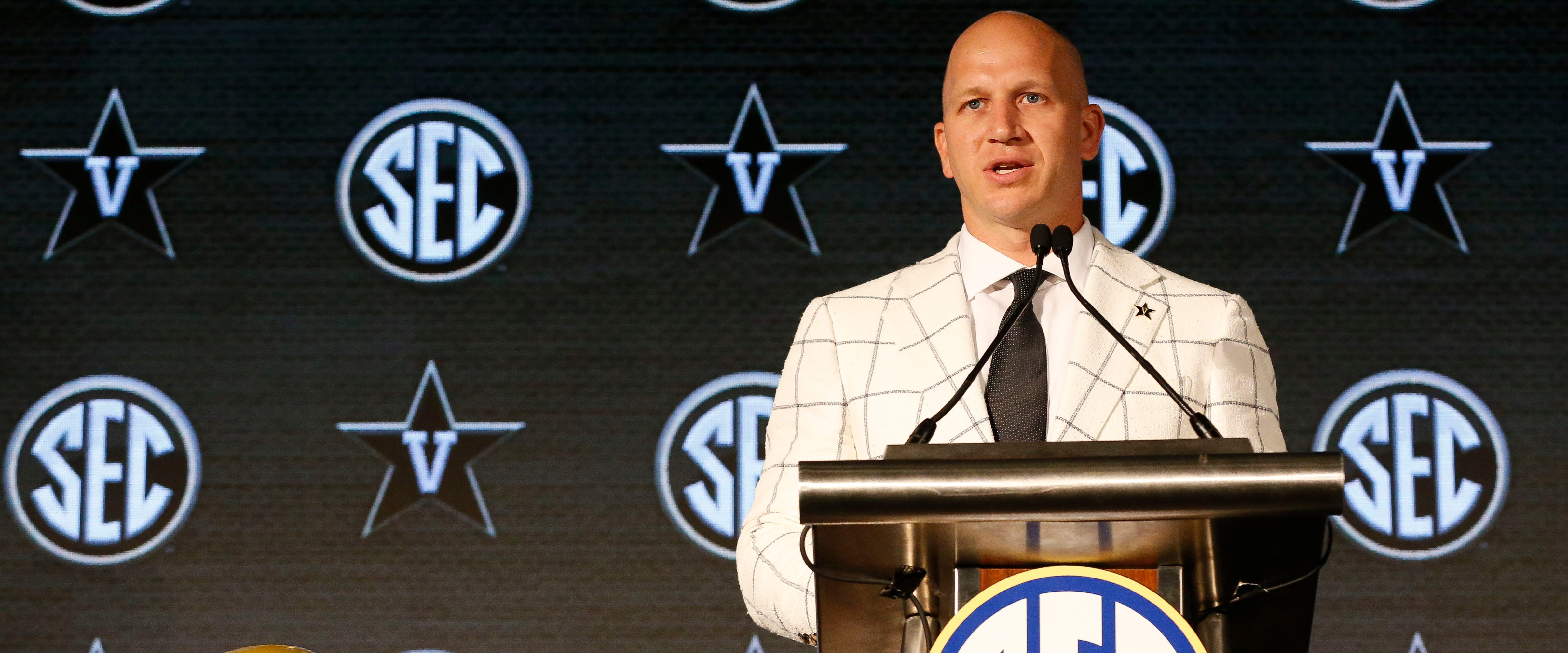 What did we learn from new head coach Clark Lea at SEC Media Day?