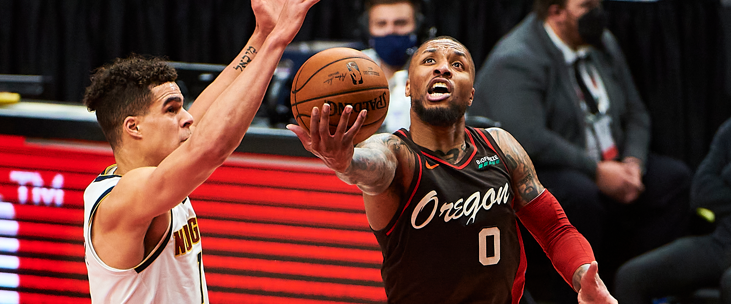 If Lillard were to request a trade.....where to?