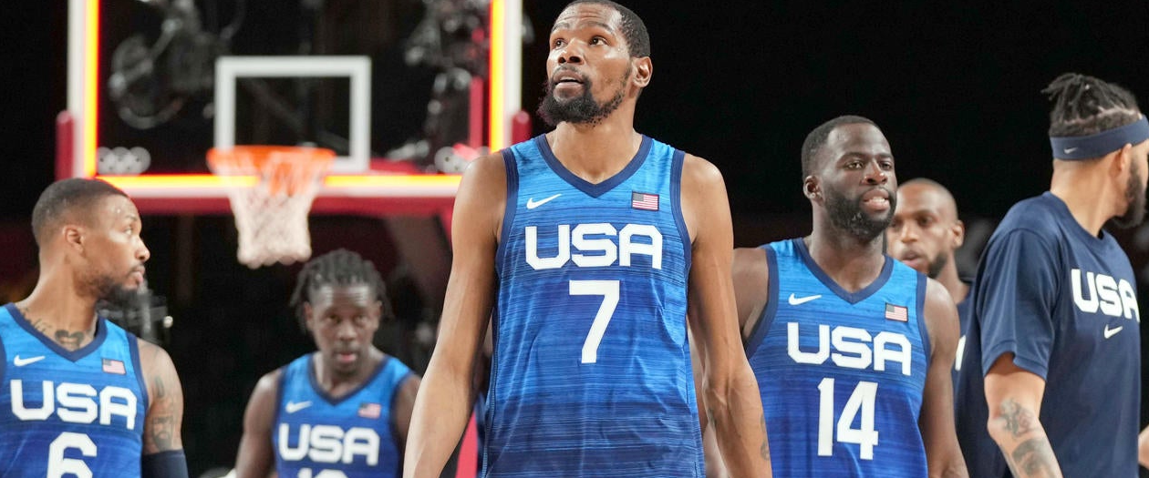 Team USA Men's Basketball drops first Olympic Game since 2004