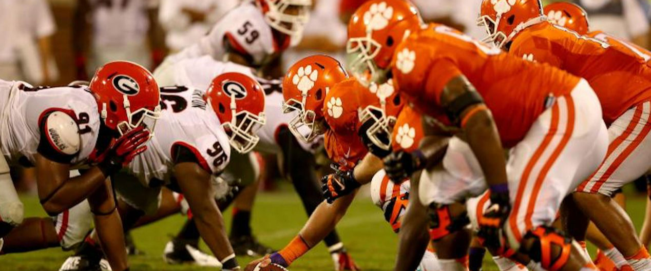 Top 5 Non-Conference College Football Games in 2021